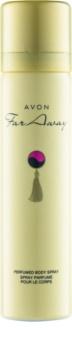 Avon Far Away spray do ciała dla kobiet 75 ml