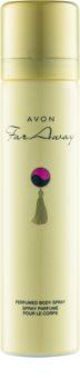 Avon Far Away testápoló spray nőknek 75 ml