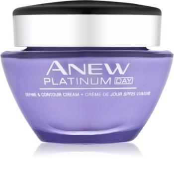 Avon Anew Platinum κρέμα ημέρας SPF 25
