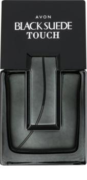 Avon Black Suede Touch Eau de Toilette para homens 75 ml