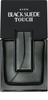 Avon Black Suede Touch eau de toilette uraknak 75 ml