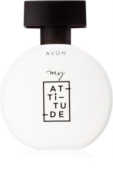 Avon My Attitude Eau de Toilette voor Vrouwen  50 ml