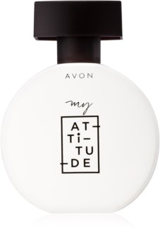 Avon My Attitude Eau de Toillete για γυναίκες 50 μλ