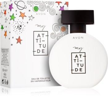 Avon My Attitude Eau de Toillete για άνδρες 50 μλ