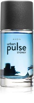 Avon Urban Pulse Sydney eau de toilette férfiaknak 50 ml