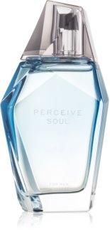 Avon Perceive Soul Eau de Toilette für Herren 100 ml