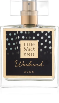 Avon Little Black Dress Weekend parfémovaná voda pro ženy 50 ml