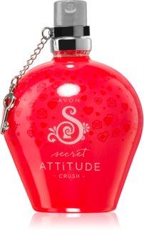 Avon Secret Attitude Crush Eau de Toilette für Damen 50 ml