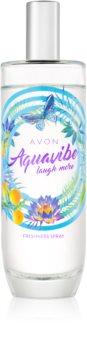 Avon Aquavibe Laugh More sprej za tijelo za žene 100 ml