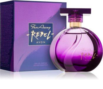 Avon Far Away Rebel eau de parfum pour femme 50 ml