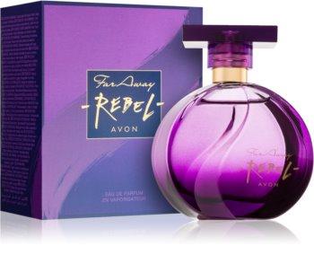 Avon Far Away Rebel Eau de Parfum voor Vrouwen  50 ml