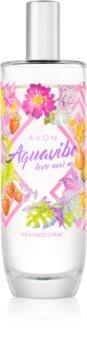 Avon Aquavibe Love Now спрей для тіла для жінок 100 мл