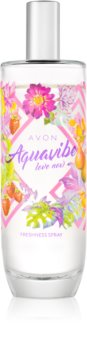 Avon Aquavibe Love Now Body Spray for Women 100 ml