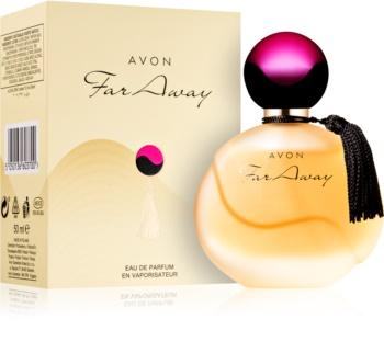 Avon Far Away Eau de Parfum für Damen 50 ml