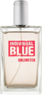 Avon Individual Blue Unlimited eau de toilette férfiaknak 100 ml