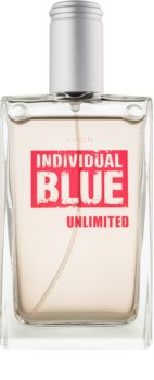 Avon Individual Blue Unlimited Eau de Toilette for Men 100 ml