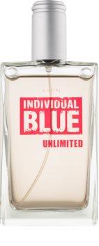 Avon Individual Blue Unlimited toaletna voda za moške