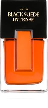 Avon Black Suede Intense eau de toilette pentru bărbați 75 ml
