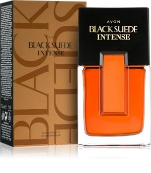 Avon Black Suede Intense eau de toilette pour homme 75 ml