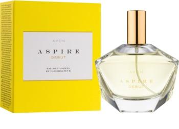 Avon Aspire Debut Eau de Toilette Damen 50 ml