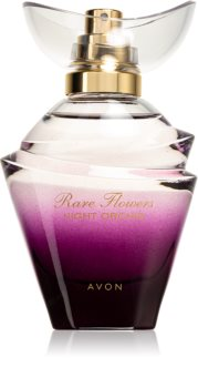avon rare flowers night orchid