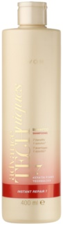 Avon Advance Techniques Instant Repair 7 obnovujúci šampón s keratínom pre poškodené vlasy