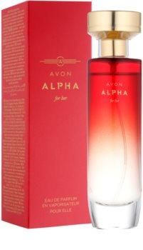 Avon Alpha For Her toaletní voda pro ženy 50 ml