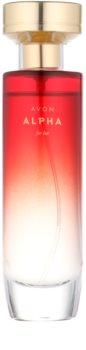 Avon Alpha For Her toaletna voda za ženske 50 ml