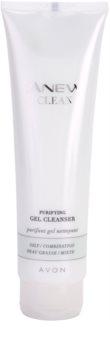 Avon Anew Clean gel detergente per pelli grasse e miste