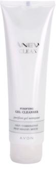 Avon Anew Clean Reinigungsgel  für fettige und Mischhaut