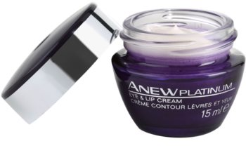 Avon Anew Platinum krém na oční okolí a rty