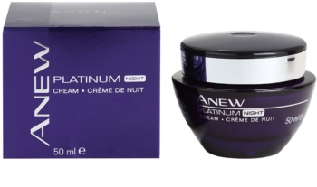 Avon Anew Platinum Night Cream To Treat Deep Wrinkles