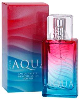 Avon Aqua eau de toilette pour femme 50 ml