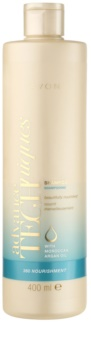 Avon Advance Techniques 360 Nourishment Nourishing Shampoo with Moroccan Argan Oil for All Hair Types