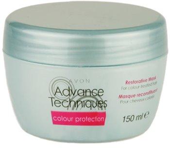 Avon Advance Techniques Colour Protection maska pro barvené vlasy