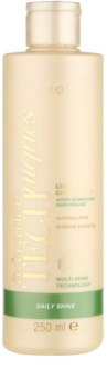 Avon Advance Techniques Daily Shine Leave-In Hair Balm for Quick Styling