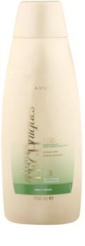 Avon Advance Techniques Daily Shine Shampoo und Conditioner 2 in 1