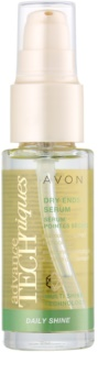 Avon Advance Techniques Daily Shine serum do suchych końcówek włosów