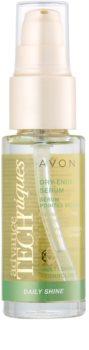 Avon Advance Techniques Daily Shine sérum na suché končeky vlasov