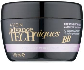 Avon Advance Techniques Absolute Perfection Herstellende Haarmasker