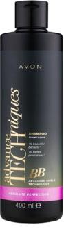 Avon Advance Techniques Absolute Perfection BB šampón pre regeneráciu a ochranu vlasov