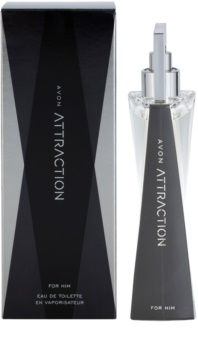 Avon Attraction for Him toaletna voda za moške 75 ml
