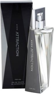 Avon Attraction for Him Eau de Toilette für Herren 75 ml