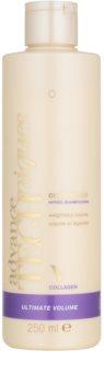 Avon Advance Techniques Ultimate Volume après-shampoing au collagène pour des cheveux volumisés