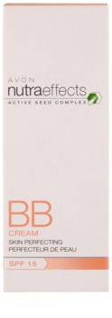 Avon Nutra Effects BB Cream BB Creme für makellose Haut LSF 15