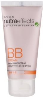 Avon Nutra Effects BB Cream BB Cream pentru imperfectiunile pielii SPF 15
