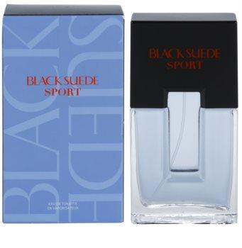 Avon Black Suede Sport toaletná voda pre mužov 75 ml