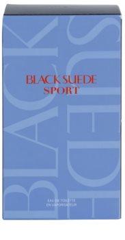 Avon Black Suede Sport Eau de Toilette für Herren 75 ml