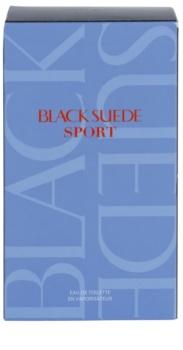 Avon Black Suede Sport toaletní voda pro muže 75 ml
