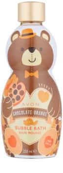 Avon Bubble Bath espuma de banho com  aroma de chocolate-laranja